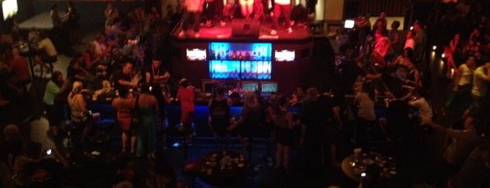 Centerstage is one of LOUNGE & BAR.