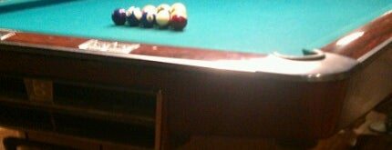 Billiards on Broadway is one of CoMO favorites.