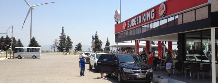Burger King is one of Orte, die k&k gefallen.
