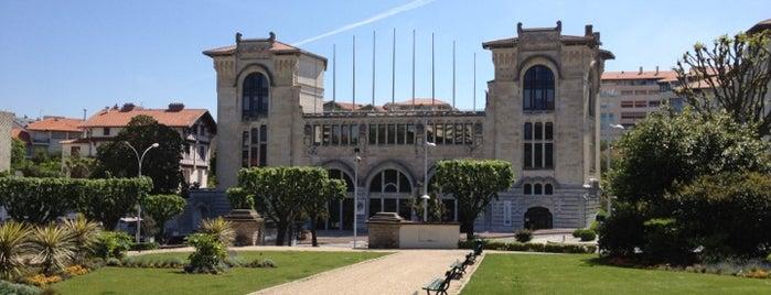 Jardin Public Biarritz is one of Lugares favoritos de Malika.