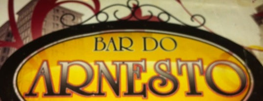 Bar do Arnesto is one of Bar / Boteco / Pub.