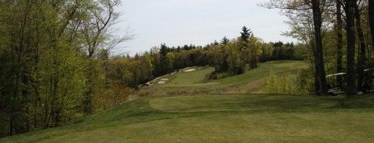 Shining Rock Golf Club is one of Lieux sauvegardés par Marcus.