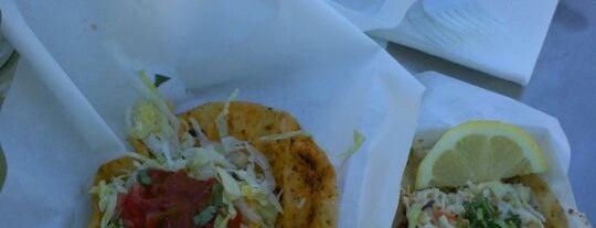 Sky's Gourmet Tacos is one of LA.