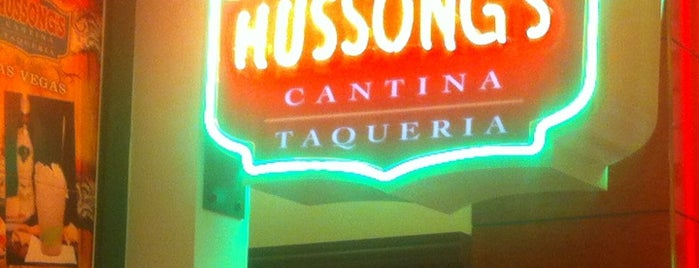 Hussong's Cantina Las Vegas is one of Lizzie 님이 저장한 장소.