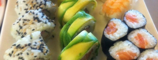Fukai Sushi is one of Love eat!.