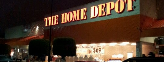 The Home Depot is one of Locais curtidos por Lime.