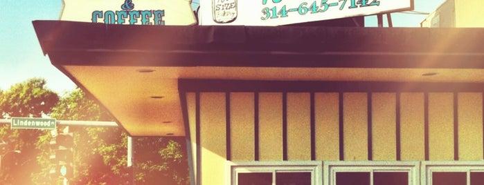 Pint Size Bakery & Coffee is one of Tempat yang Disimpan Allison.