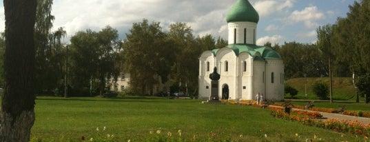 Переславль-Залесский is one of Gespeicherte Orte von Albert.