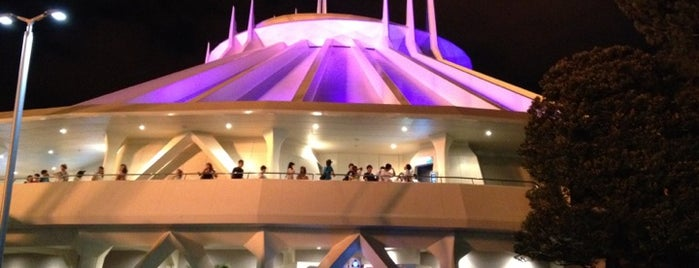 Space Mountain is one of JAPAN TOKYO.