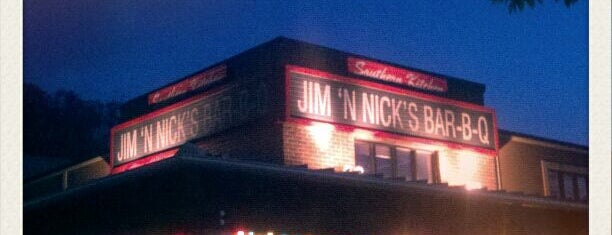 Jim 'N Nick's Bar-B-Q is one of gone there.