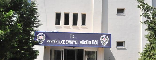 Pendik İlçe Emniyet Müdürlüğü is one of Pendik.
