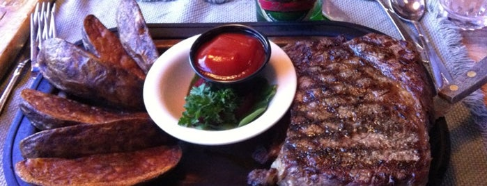 Club Paris is one of America's Top Steakhouses.
