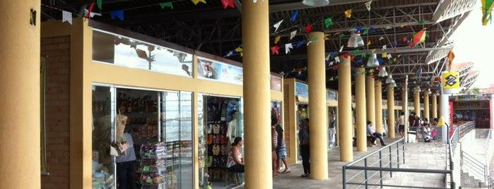 Mercado Municipal de Artesanato is one of Locais curtidos por Jaqueline.