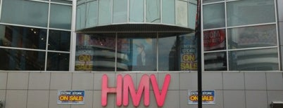 HMV is one of Record Stores.