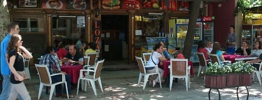 Lozan Cafe is one of Edirne Rehberi.
