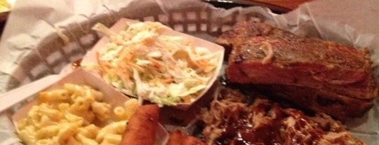 The Q Shack is one of Charlotte's Best BBQ Joints - 2012.