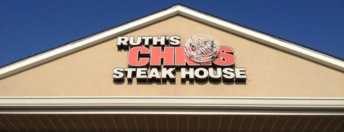 Ruth's Chris Steak House - CLOSED is one of Restaurant Week Columbus.