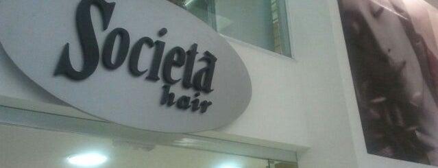 Societá Hair is one of Posti che sono piaciuti a Lorena.