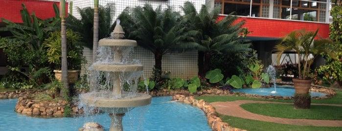 Country Clube de Goiás is one of Lugares visitado..