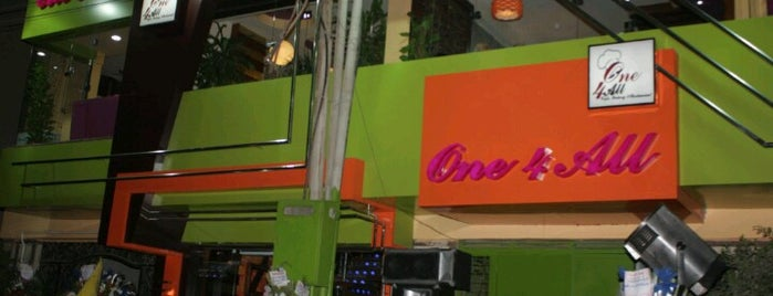 One4All is one of Cafe & Reastaurants.