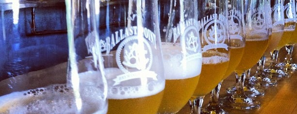 Ballast Point Brewing & Spirits is one of Los Angeles + SoCal Breweries.
