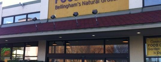 Community Food Co-op is one of Seattle & Washington St.