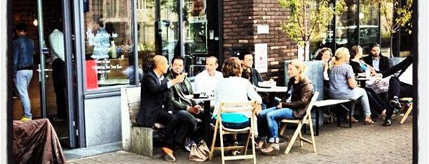 Espressofabriek IJburg is one of Coffee.