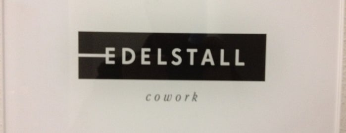 EDELSTALL is one of Coworking Germany.