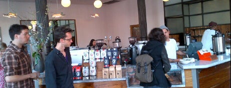 La Colombe Coffee Roasters is one of Fresh Brew: Top Stops for Manhattan Coffee.