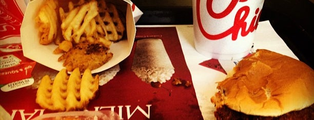 Chick-fil-A is one of Shawnaさんのお気に入りスポット.