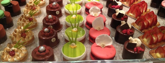 Jean Philippe Patisserie is one of Melis'in Beğendiği Mekanlar.