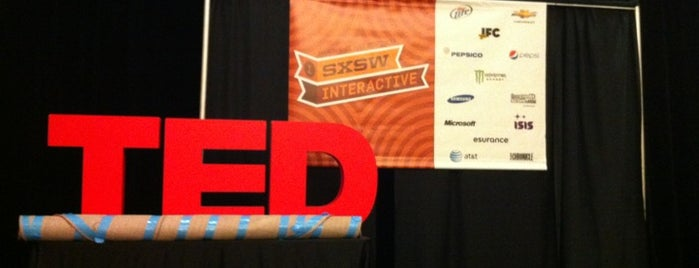 The Driskill- TED@SXSW Presented by HTC is one of SXSW 2012.