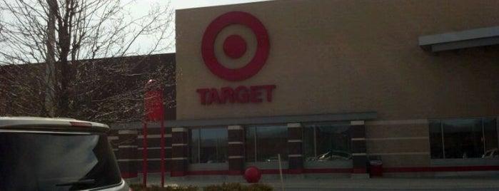 Target is one of Tempat yang Disukai Mario.