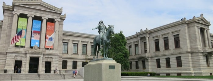 Museum of Fine Arts is one of Top free things to do.
