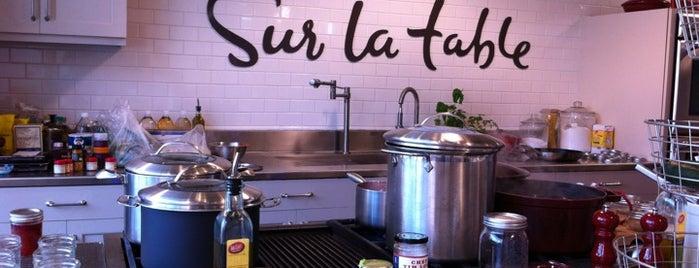 Sur La Table is one of Posti salvati di Kerry Lynn.