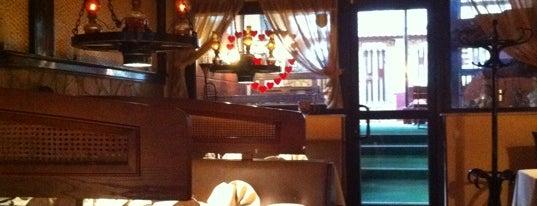 Ресторант 21 (Restaurant 21) is one of Orte, die Jana gefallen.