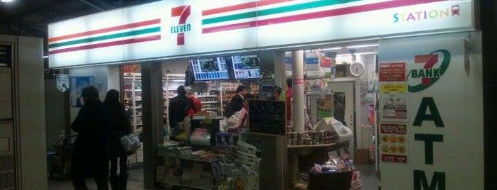 7-Eleven is one of Shinagawa・Sengakuji.