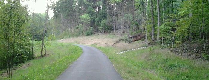 Glen Eden Pilot Park is one of RDU Baton - Raleigh Favorites.