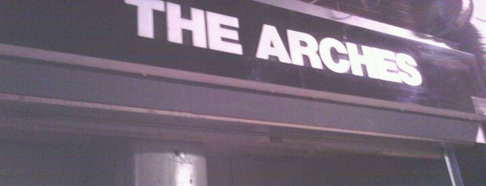 The Arches is one of Sennheiser's TOP 100 Clubs worldwide.