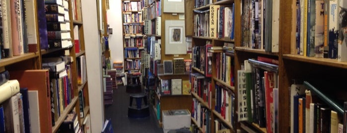 Dawn Treader Books is one of Ann Arbor.