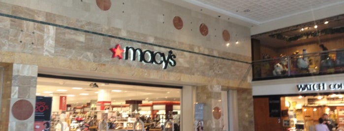Macy's is one of Los Angeles.