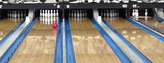 North Arlington Bowl-O-Drome is one of 7-10 Split ( Worldwide ).