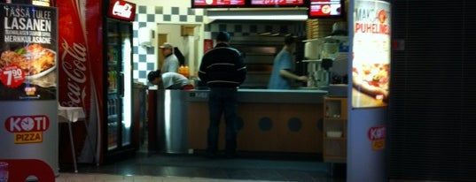 Kotipizza is one of Favorite Spots.