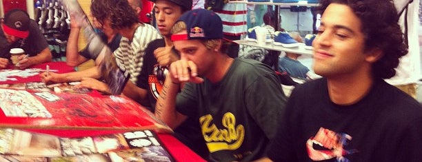 CCS Skateshop is one of NYC.