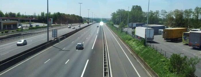 Autoroute A1 | L'Autoroute du Nord is one of Grand'Places de France.