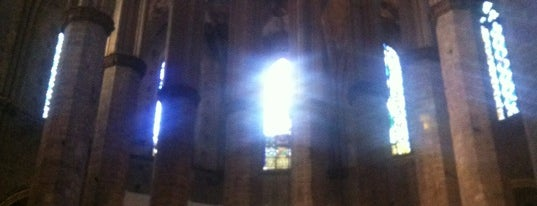 Basílica de Santa María del Mar is one of 101 llocs a veure a Barcelona abans de morir.