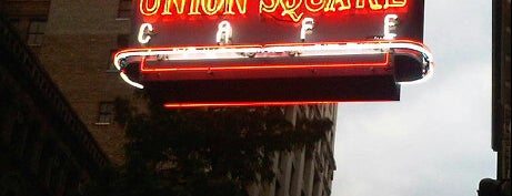 Union Square Cafe is one of NYC.