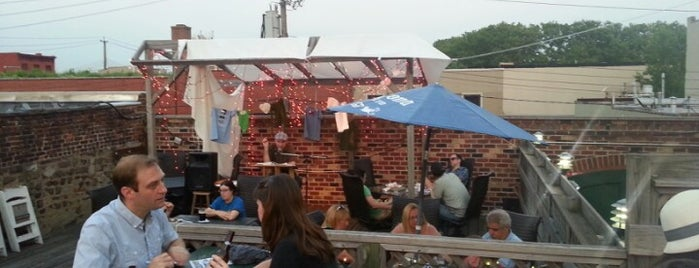 Rocky Sullivan's is one of Outdoor Drinking in Brooklyn.