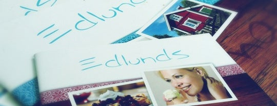 Edlunds is one of Erikさんのお気に入りスポット.