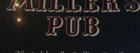 Miller's Pub is one of Chicago: I'm Thirsty.
